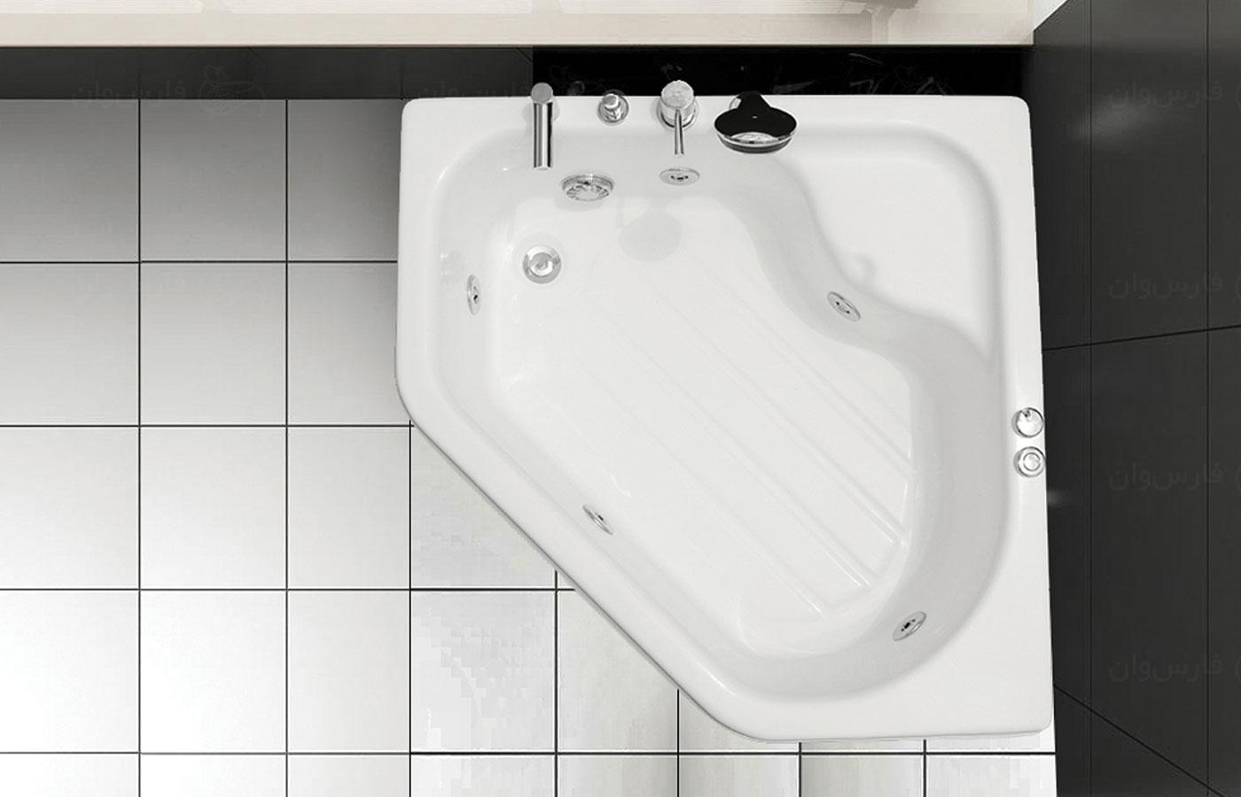 وان حمام و جکوزی السانا ELSANA